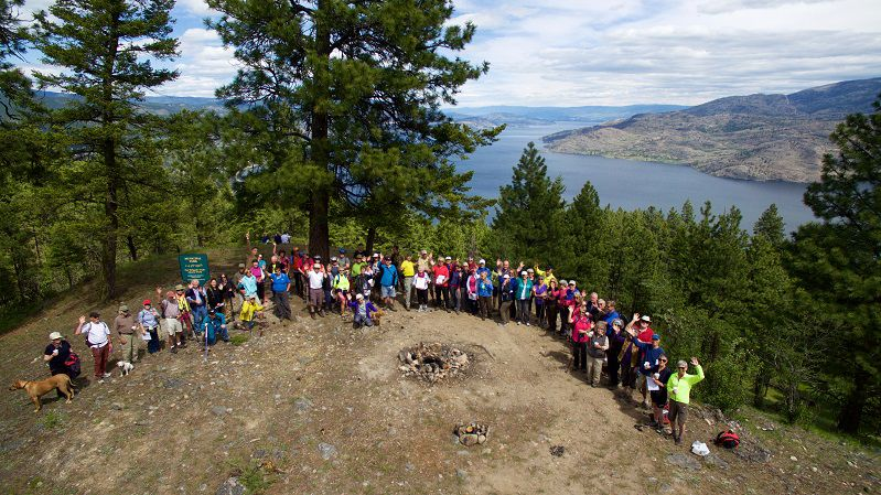 Trail of the Okanagans