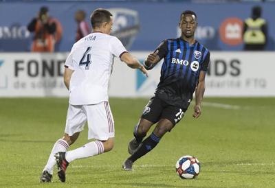 Midfielder Browne leaves Impact, returns to club in Panama