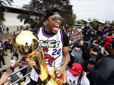 A look at five memorable moments from Kyle Lowry's time in Toronto