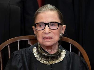 Supreme Court: Ginsburg treated for tumour on pancreas