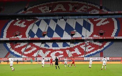 Bayern, Dortmund warm up for quietest ever Bundesliga duel