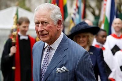 Prince Charles tests positive and a pandemic message ; In The News for March 26