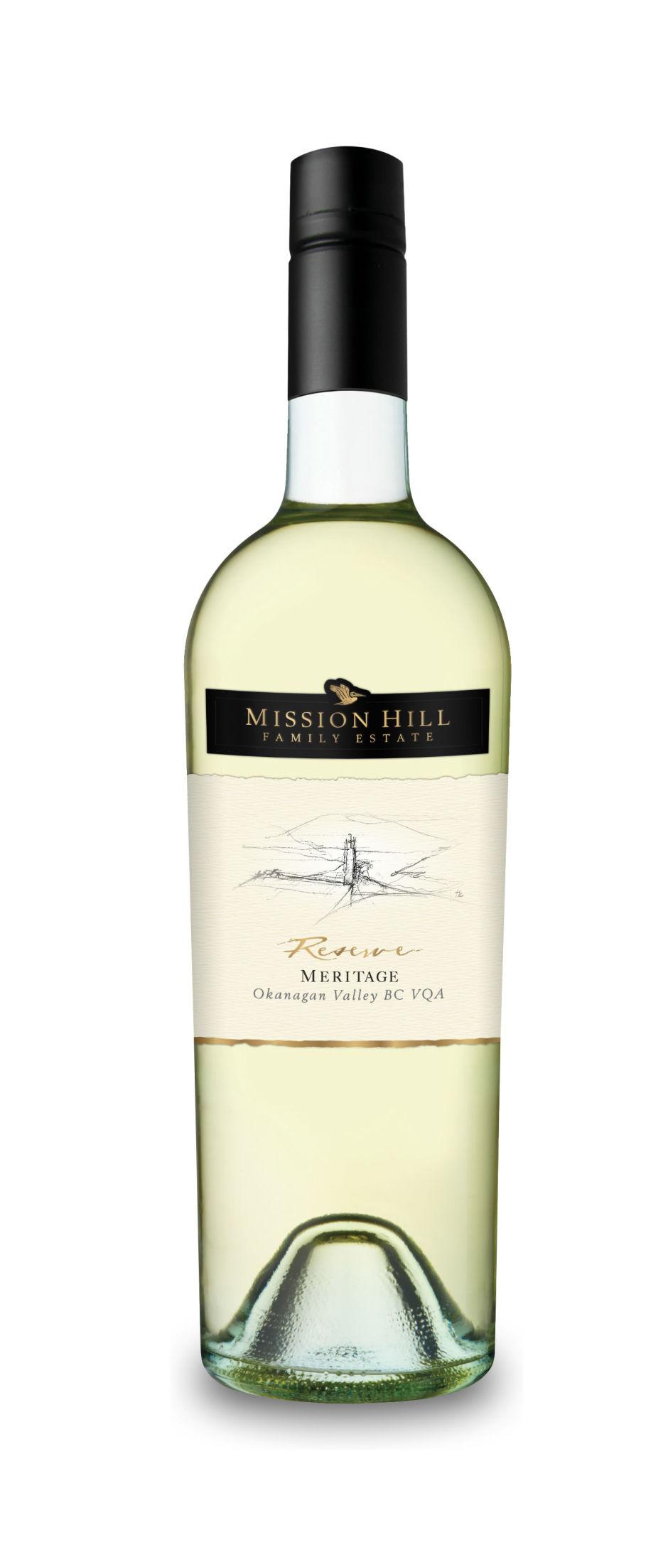 Mission Hill Reserve 2018 White Meritage ($22)