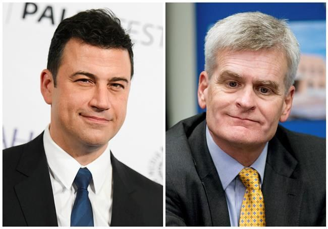 Jimmy Kimmel Compares Cassidy-Graham Health Care Proposal to Bill Cosby