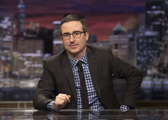 John Oliver on the Implications of Trump's Pardon of Joe Arpaio