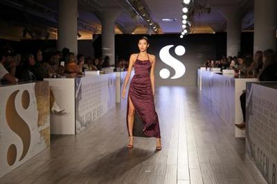Tennis court to runway: Serena Williams hits Fashion Week