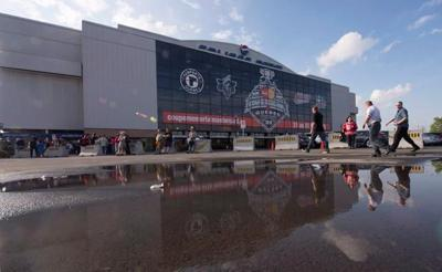 Seats from Quebec City Colisee to be sold off ahead of arena demolition