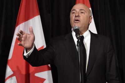 O'Leary legal challenge of leadership finance rules set for April