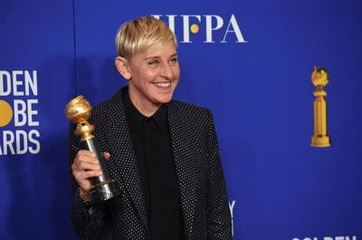 Globes special award: DeGeneres thanks 'power of television'
