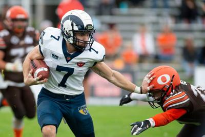 Langley Rams at Okanagan Sun