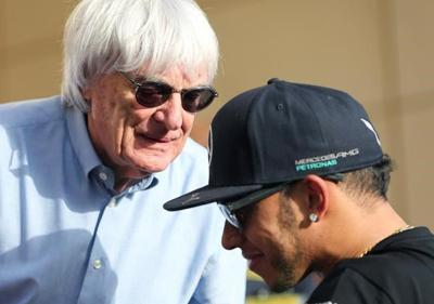 Hamilton saddened and hurt by Ecclestone's racism comments