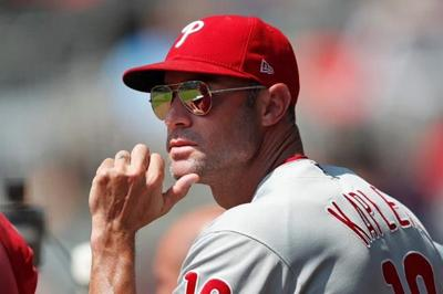 Phillies fire manager Gabe Kapler in hyped season gone wrong