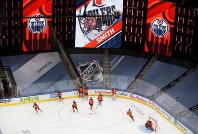 Screen Shot: NHL play returns with new-look television broadcasts