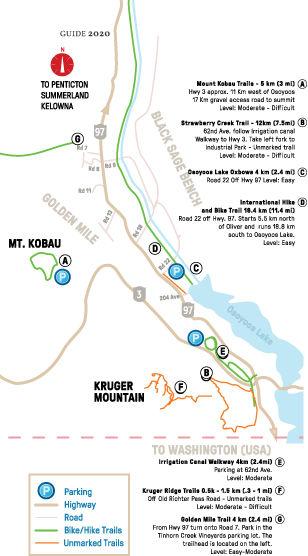 International Hike and Bike Trail