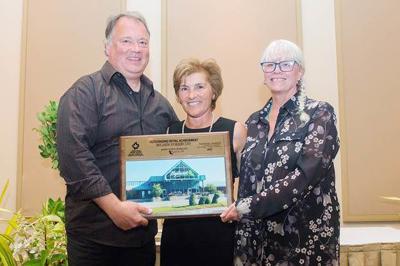 Bylands wins award
