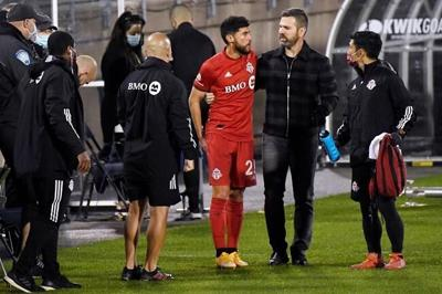 Toronto FC rested, healthier ahead of MLS playoff opener against expansion Nashville