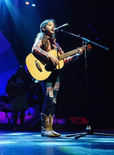 Country-singing Nova Scotia tween headed to Dollywood for awards show