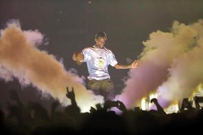 Judge rejects lawsuit against festival over tardy Travis Scott appearance