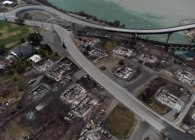 Damage estimate for fire razed town of Lytton, B.C., reaches $78 million