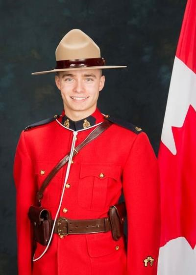Two charged in Saskatchewan Mountie's death make first court appearance in Regina