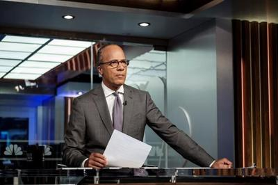 NBC's Holt adds empathetic commentaries to news anchor role