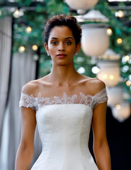 A Sombre Close To The Bridal Fashion Career Of Amsale Aberra National Entertainment Kelownadailycourier Ca