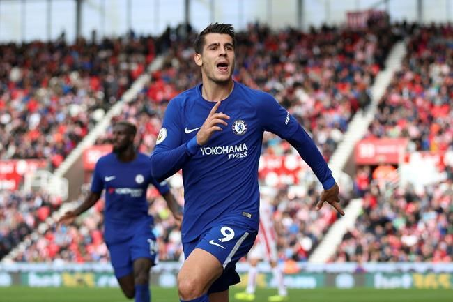 Forget about Costa: Six games and Morata is already killing it!