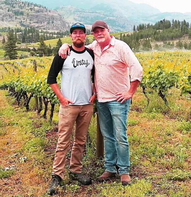 Brett Thiessen and Jeff Hundertmark