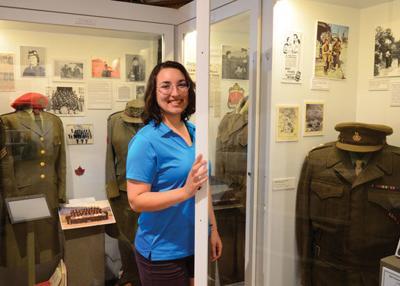 Vernon Cadet Museum