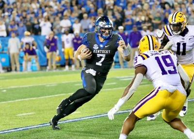Still perfect: Cats top Tigers for first 6-0 start since 1950