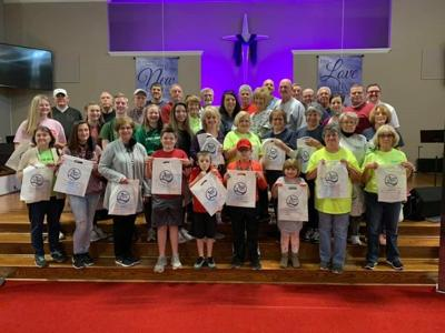 Paducah church encouraged with taking gospel to neighbors