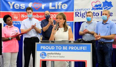 'Yes for Life' campaign aims to mobilize pro-life Kentuckians