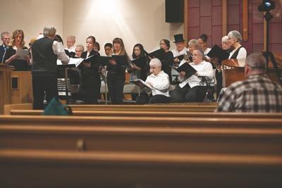 Ketchikan Community Chorus polishes holiday concert