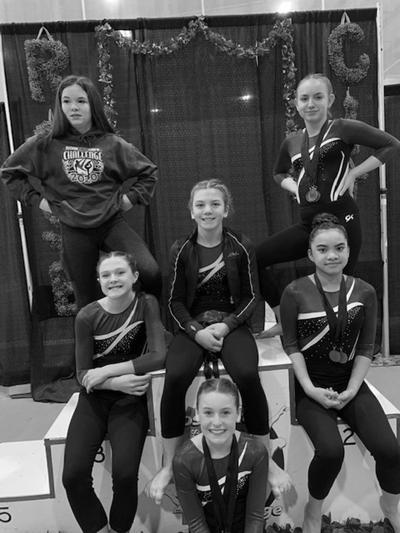 Rose City Challenge gymnastics meet