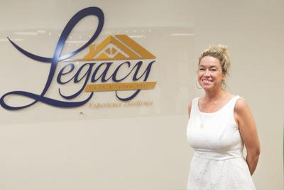 Legacy Real Estate opens a new chapter