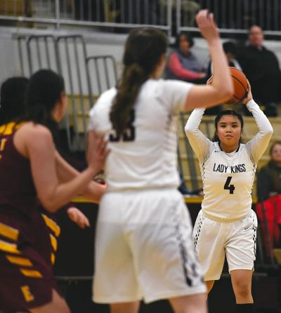 Lady Kings past TMHS