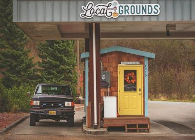 A new pit-stop for First City caffeine-seekers: Local Grounds, K-Town's newest drive-thru coffee stand