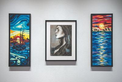 Ketchikan artist stages first solo exhibit