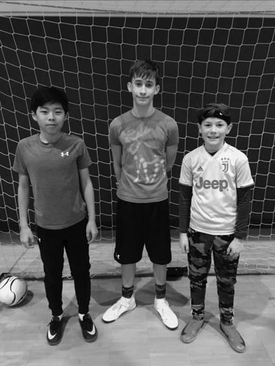 Futsal Team Alaska