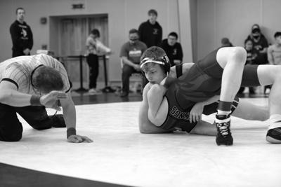 Region V Bill Weiss Invitational wrestling tournament