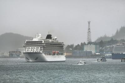 River cruise giant breaks into Alaska waters: Ketchikan welcomes Viking Cruises