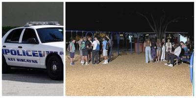 Arresto de jovenes