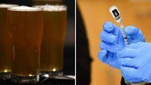 Cerveza por vacunas