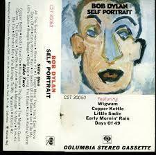 Self Portrait Bob Dylan