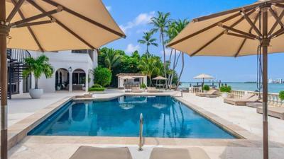 Casa de Dwyane Wade en Miami