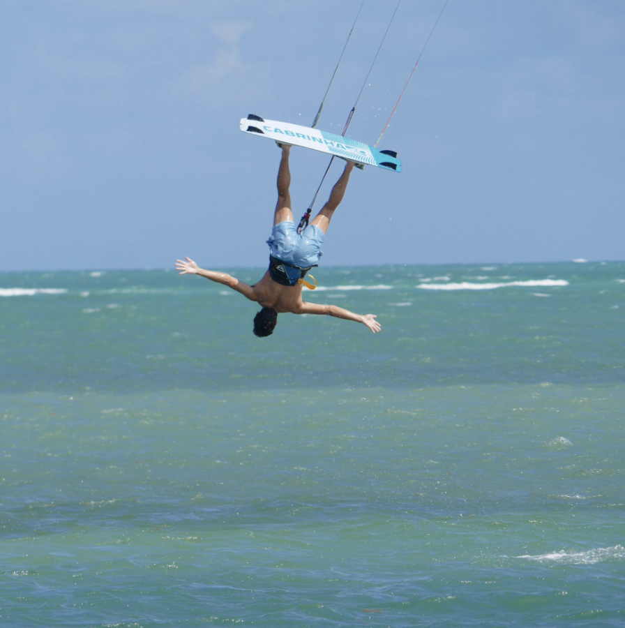 Pesky Kitesurfing issues on KB Beaches continue