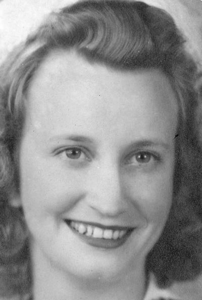 Mrs. Rosalie S. Wells Nelson