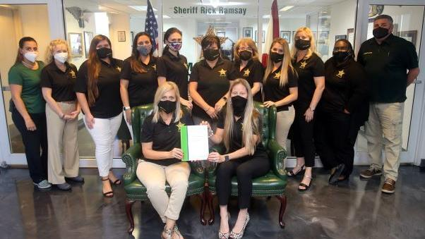 Sheriff Office receives perfect score