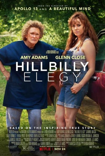 Front Row Hillbilly Elegy