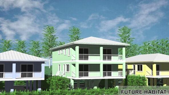 Habitat building 4 units on Plantation Key